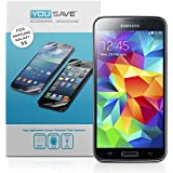 Yousave Accessories Film Protection Samsung Galaxy S5 �cran Protecteur Garde Paquet 3