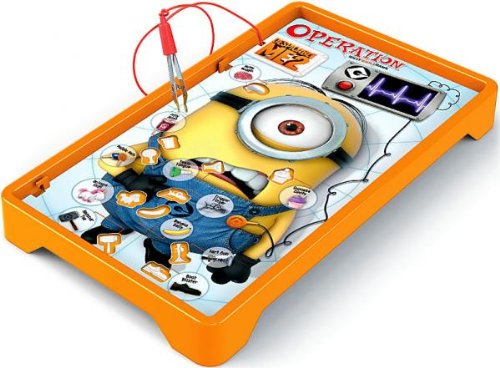 Despicable-Me-2-Board-Game-OPERATION-Minions-Figures-NOT-Included
