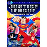 Justice League: Star Crossed - The Movie [DVD] [2005]by Justice League