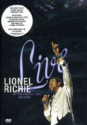 Lionel Richie: Live In Paris [DVD] [2007]