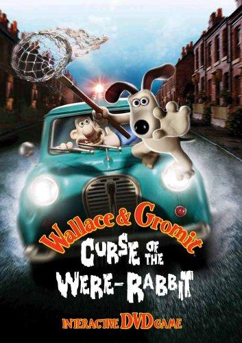 ウォレスとグルミット 野菜畑で大ピンチ!DVDゲーム