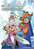 Cover art for  .hack//Legend of the Twilight - A New World (Vol. 1)