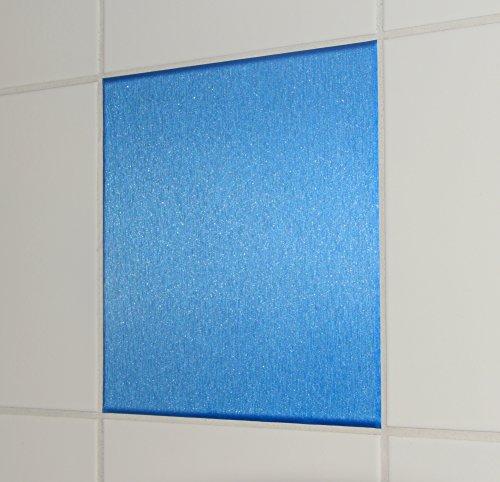 10-pezzi-in-alluminio-spazzolato-guardare-mattonelle-blu-adesivo-15x20-cm