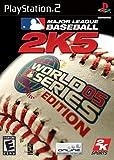 Major League Baseball 2K5 (World Series Edition)