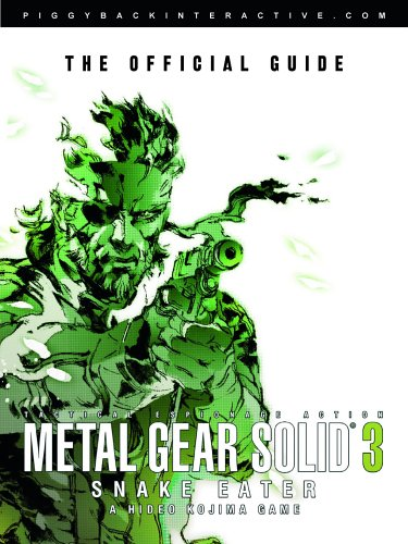 Metal Gear Solid 3: Snake Eater – The Official Guide (Offre de MEDIALAND)
