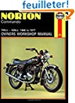 Norton Commando Owners Workshop Manua...