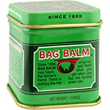 Dairy Association Bag-Balm Vermonts Original Moisturizing and Softening Ointment for Pets, 1-Ounce