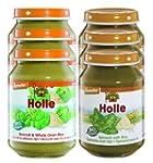 Holle Organic Baby Vegetable Jars - G...