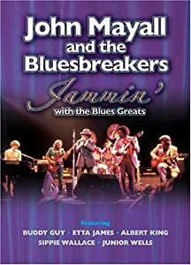 Jammin With the Blues Greats [Import USA Zone 1]