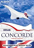 Concorde Microsoft Flight Sim 2004 Expansion Pack (PC CD)