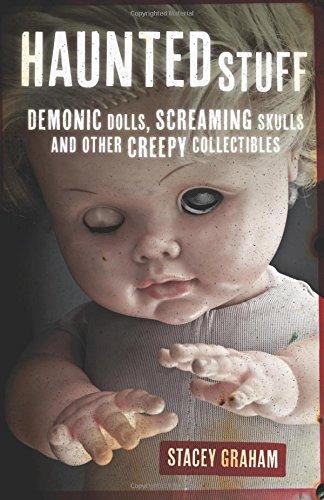 Cosas Embrujadas: Muñecas demoníacas, gritando calaveras&otro espeluznante Collectibles