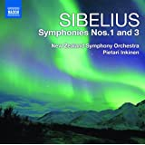 Sibelius: Symphonies 1 and 3by NZ So