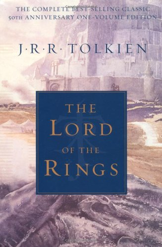 Cover of The Lord of the Rings: 50th Anniversary, One Vol. Edition