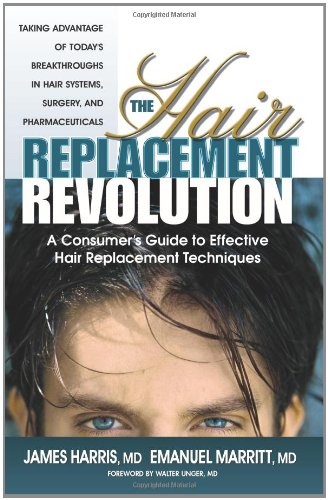 The Hair Replacement Revolution: A Consumer'S Guide To Effective Hair Replacement Techniques front-195719