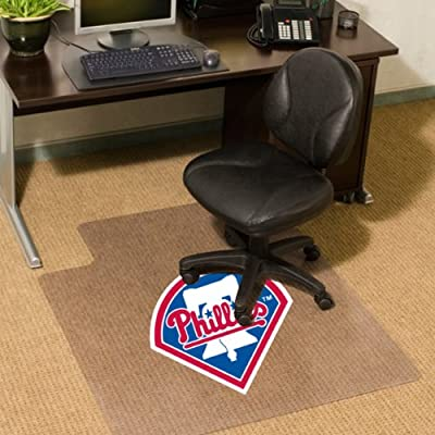 MLB Philadelphia Phillies Chair Pad, Clear