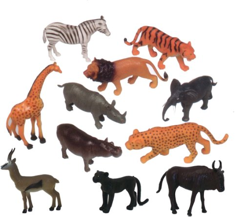 Zoo Toys For Kids front-1068550