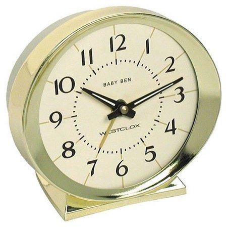 Review Westclox Baby Ben Alarm Clock Hot Deals
