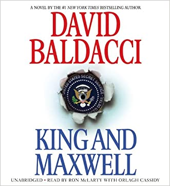 King and Maxwell (King & Maxwell Series) written by David Baldacci