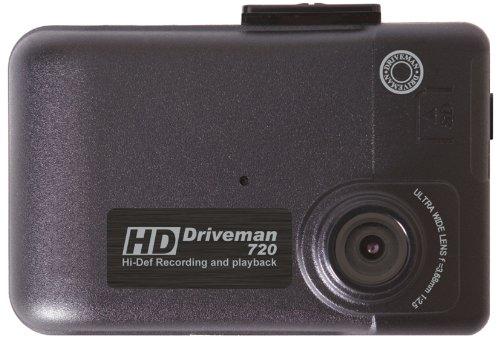 Driveman720 720CSA2【シガーソケット電源アダプタセット】常時録画型ハイビジョンドライブレコーダー 4GBのSDHCカード付属 720CSA2