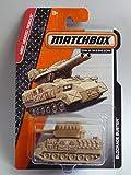 MATCHBOX TAN BLOCKADE BUSTER MILITARY ARMY TANK DIE-CAST