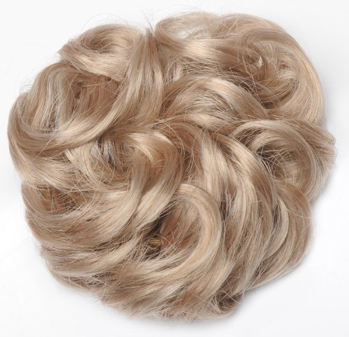 Tony of Beverly Womens Synthetic Hairpiece ''Flirt''-60: Pure White