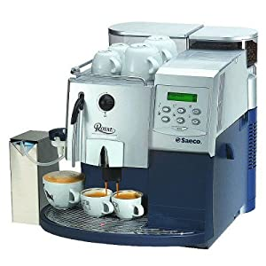 Saeco Royal Professional Commercial Super Automatic Espresso & Coffee Maker
