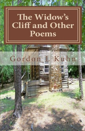 The Widow&#039;s Cliff and other Poems