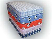 3ft Standard Single Size Luxury Football Mattress