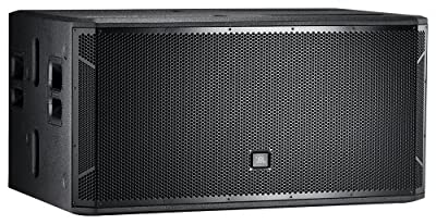 JBL STX828S Dual 18-Inch Bass Reflex Subwoofer by JBL
