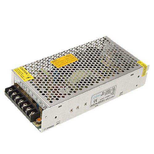 Ac 110/220V Dc 12V 10A 120W Switch Power Supply Driver For Led Light Strip