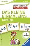 Ravensburger 41494 - Das kleine Einmaleins. Domino ab 7 Jahren