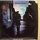 MOVING HEARTS DARK END OF THE STREET vinyl record