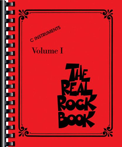 The Real Rock Book: C Instruments (Fake Book)