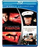 Firefox / Heartbreak Ridge (Two-Movie Collection) [Blu-ray]