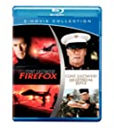 Firefox/Heartbreak Ridge [Blu-ray]