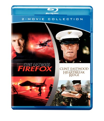 5180o6csInL Firefox / Heartbreak Ridge (Two Movie Collection) [Blu ray]