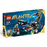 LEGO Atlantis 8076: Deep Sea Strikerby LEGO