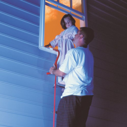 Kidde Kl 2s Two Story Fire Escape Ladder With Anti Slip