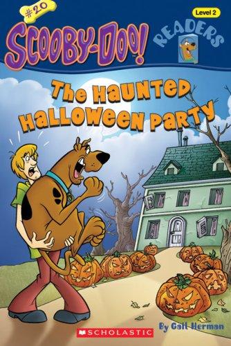 Haunted Halloween Party (Scooby-Doo Reader)