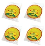 4 x Prices Large Citronella Party Size Candle Mosquito Fly Insect Repeller Repellent