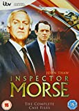 Inspector Morse - Complete Case Files (33 Episodes) - 18-DVD Box Set [ NON-USA FORMAT, PAL, Reg.2 Import - United Kingdom ]