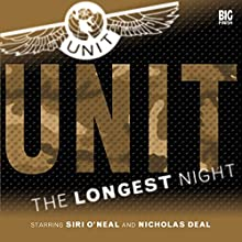 UNIT - 1.3 The Longest Night Audiobook by Joseph Lidster Narrated by Siri O'Neal, Nicholas Deal