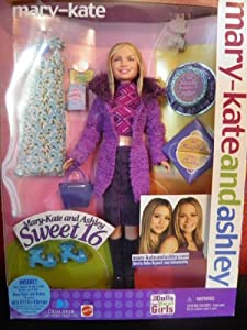 Mary-Kate and Ashley Sweet 16 Doll Mary-Kate