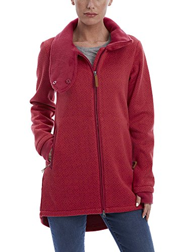 Bench Cappotto Maglia CHARACTER, Donna, CHARACTER, Rosa scuro, S