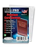 Ultra Pro Card Premium Card Sleeves Pack (100 Sleeves)