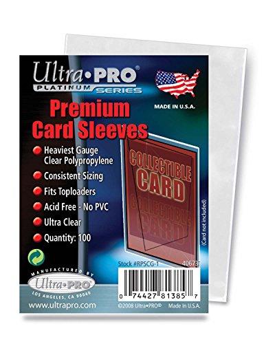 Ultra-Pro-Card-Premium-Card-Sleeves-Pack-100-Sleeves