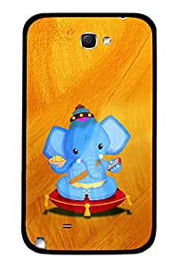 SLR Designer Back Case For Samsung Galaxy Note 2 ( n7100 )