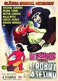 Las Luchadoras Contra El Robot Asesino