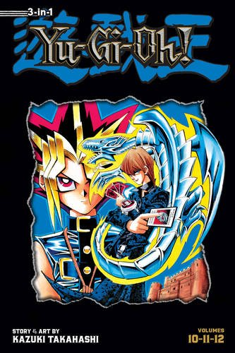 Yu-Gi-Oh! (3-in-1 Edition), Vol. 4: Includes Vols. 10, 11 & 12