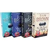Dan Brown Dan Brown Collection - 4 Books: The Da Vinci Code, Angels and Demons, Deception Point, Digital Fortress.